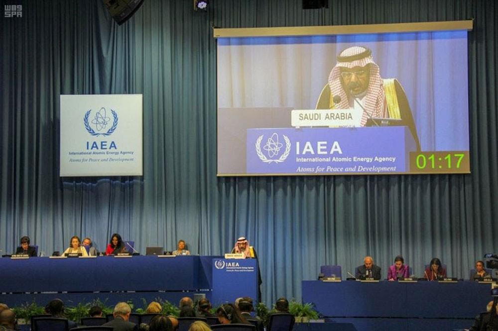 السعودية: نطوّر برنامجنا النووي وفق الاتفاقيات الدولية