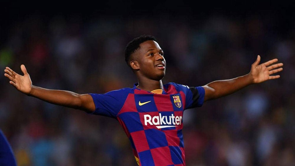 برشلونة يتحرك بسرعة.. تفاصيل العقد الجديد للنجم المراهق