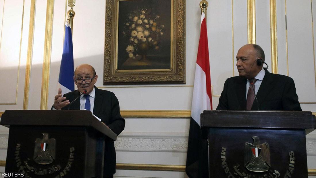 """مصر تدعو العالم لدعم السعودية بعد """"هجوم أرامكو"""""""