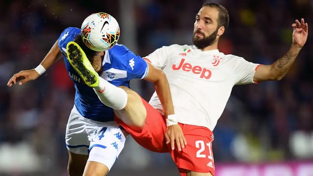 يوفنتوس يعود بفوز صعب أمام بريشيا في الدوري الإيطالي