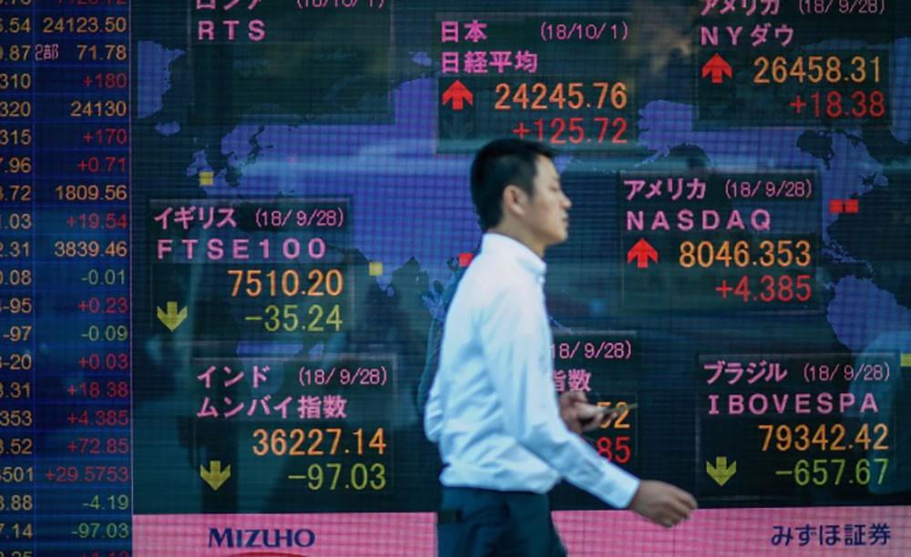 ارتفاع مؤشر نيكي 0.64% في تعاملات بورصة طوكيو الصباحية