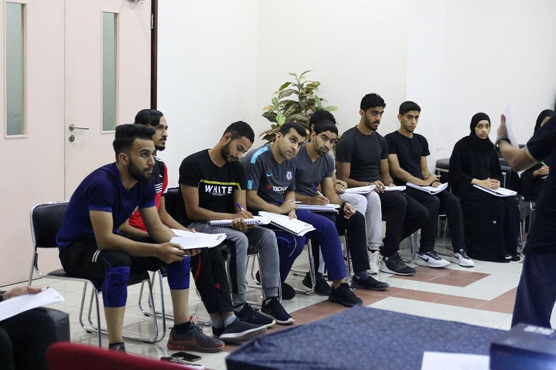 ختام دورة الحكام المستجدين بالاتحاد البحريني لكرة السلة
