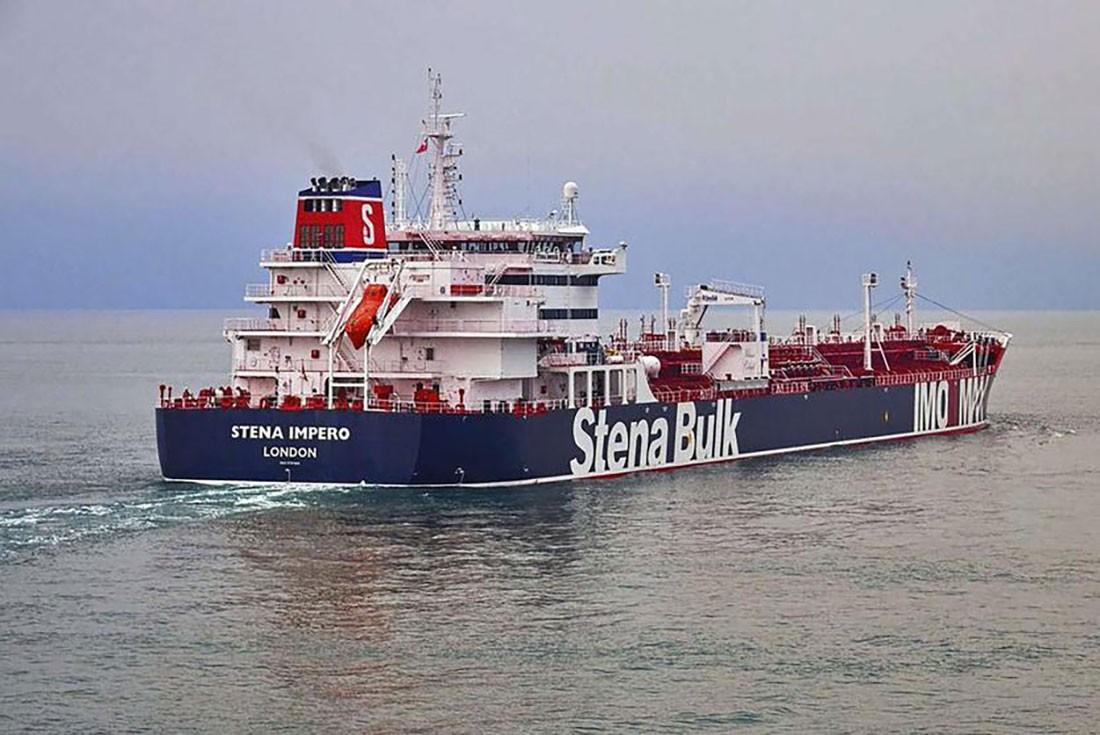 رويترز: الناقلة البريطانية Stena Impero ترسو في دبي