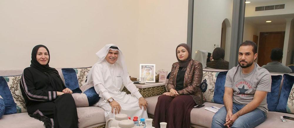 الحايكي تلتقي جمعية الشفافية في اطار الاعداد لقانون مكافحة الفساد