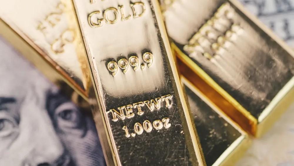 مستثمرو الذهب يترقبون انفراجة بحرب التجارة