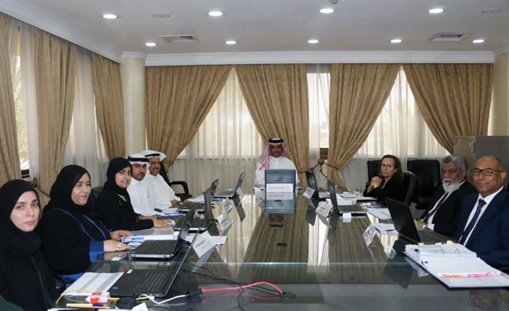 اللجنة الوطنية تتدارس طلبات تقويم عدد من المؤهلات الأجنبية