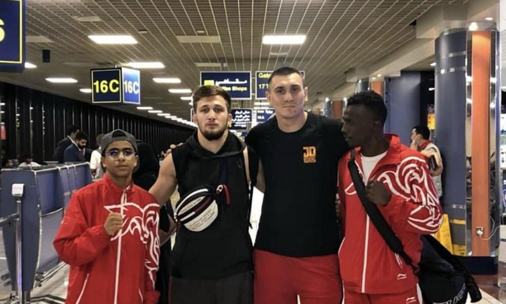 منتخب الملاكمة يشارك في آسيوية الشباب للملاكمة بالفجيرة