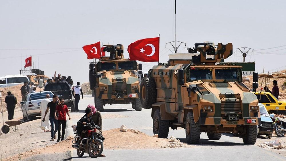 تركيا تبدأ هجوماً برياً في سوريا.. وتدخل من 3 محاور