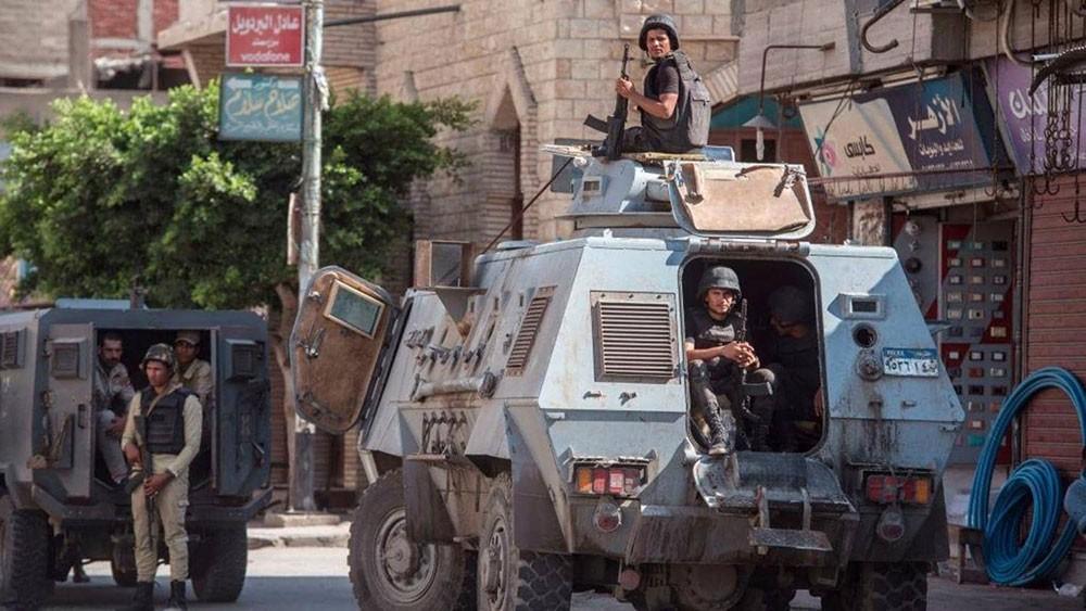 مصر.. إحباط محاولة استهداف مركز أمني بالعريش