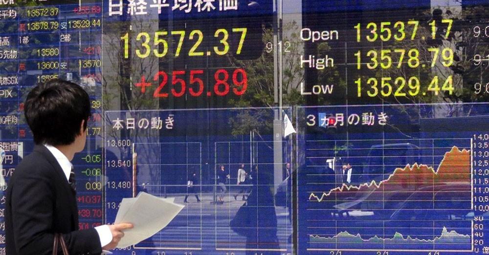 ارتفاع مؤشر نيكي 1.21% في تعاملات بورصة طوكيو
