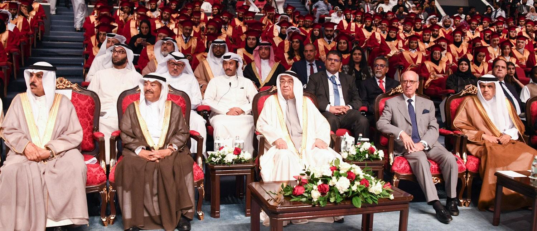 بوليتكنك البحرين تقيم حفل تخريج الفوج السادس
