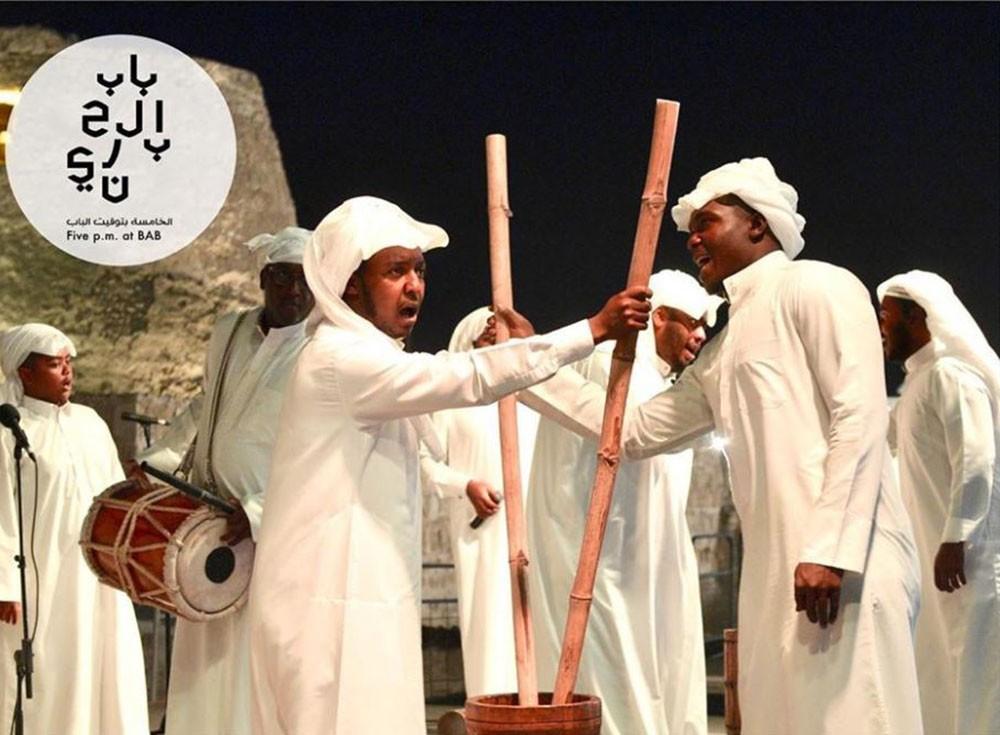 فرقة إسماعيل دوّاس تقدّم أمسية فنون شعبية الخميس بباب البحرين
