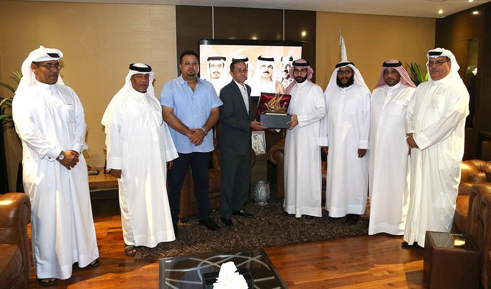 المؤيد: بطولة موهوب الدولية تعزز مكانة البحرين وتساهم في اكتشاف المواهب الكروية