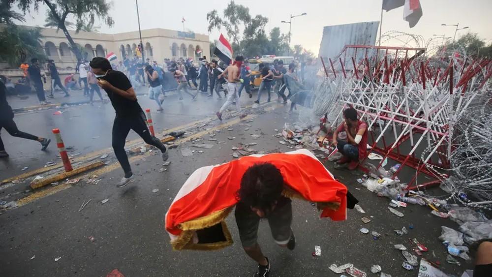 حكومة العراق تطلق يد الأمن.. انتشار مكثف في بغداد