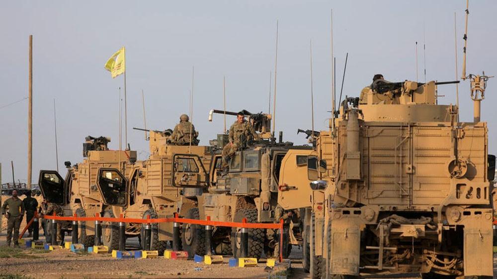 نفط الشمال السوري بحماية أميركية.. ضد داعش وروسيا ودمشق