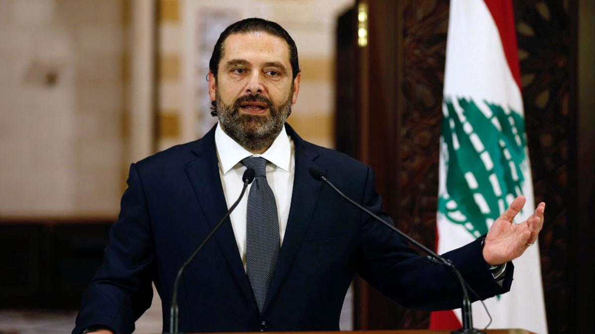 الحريري: أتقدم باستقالتي استجابة للشارع اللبناني