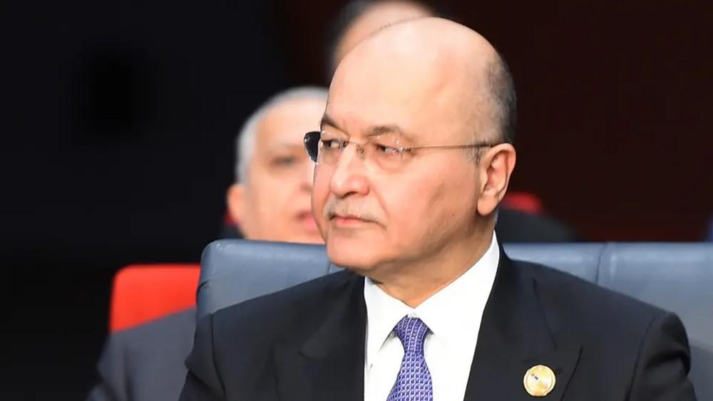 الرئيس العراقي: عادل عبد المهدي وافق على تقديم استقالته