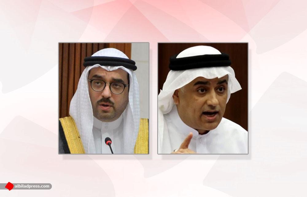 الصالح رداً على السلوم والسيسي: طالبنا بلجنة تحقيق إدارية وليست برلمانية