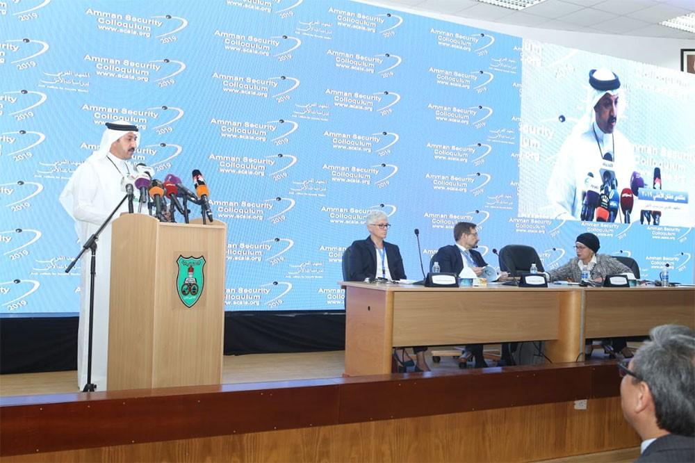 عبدالله بن أحمد: استقرار المنطقة يحتاج إلى إجراءات عملية من الجميع