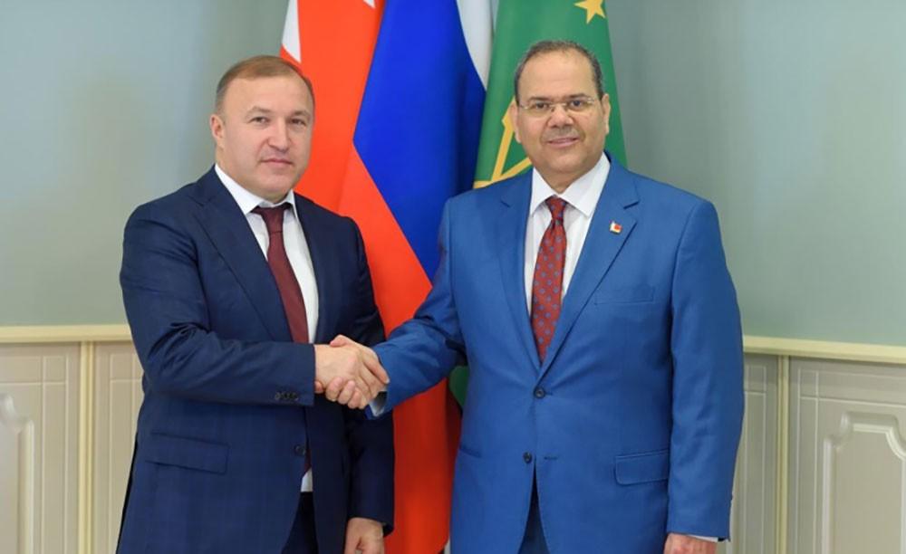 رئيس جمهورية أديغيا الروسية يستقبل سفير مملكة البحرين لدى روسيا الاتحادية