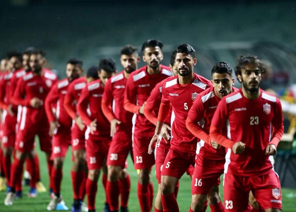 منتخب البحرين ينهي تحضيراته لمواجهة هونغ كونغ في التصفيات الاسيوية