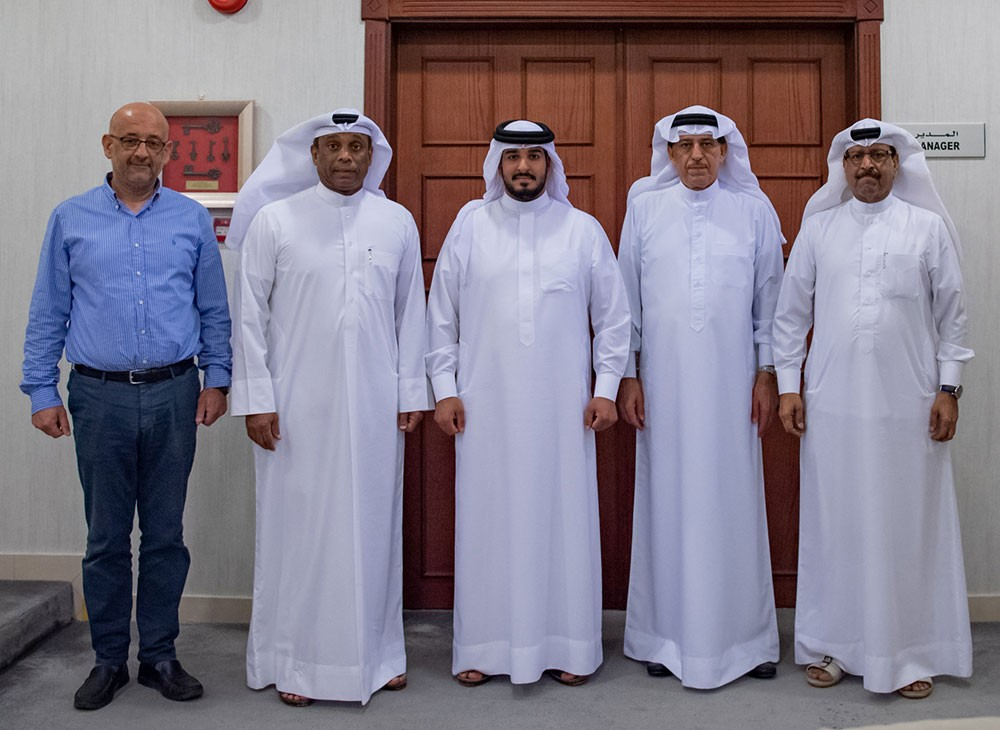 عيسى بن عبدالله يوجه الاتحاد الملكي للاستعداد التام للموسم الجديد