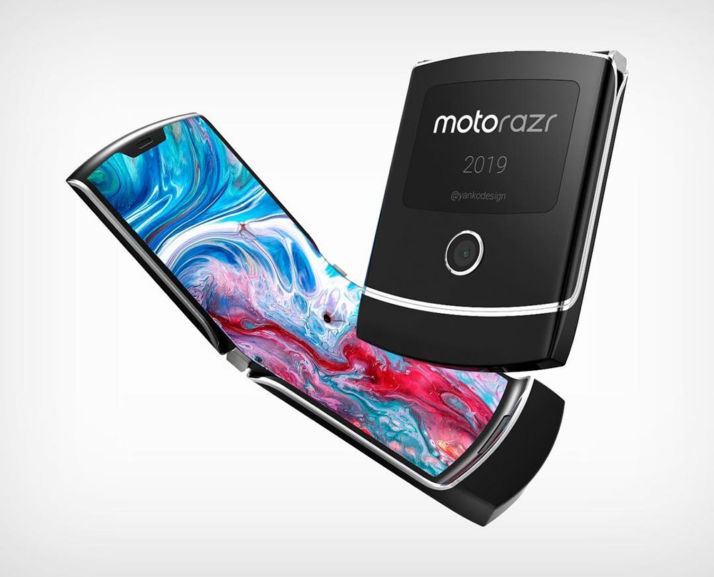 موتورولا تكشف عن هاتف RAZR 2019 القابل للطي بسعر 1500 دولار