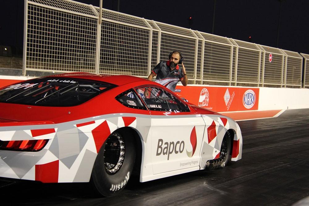 فريق بابكو لرياضة السيارات يحقق المركز الثاني في البرومود