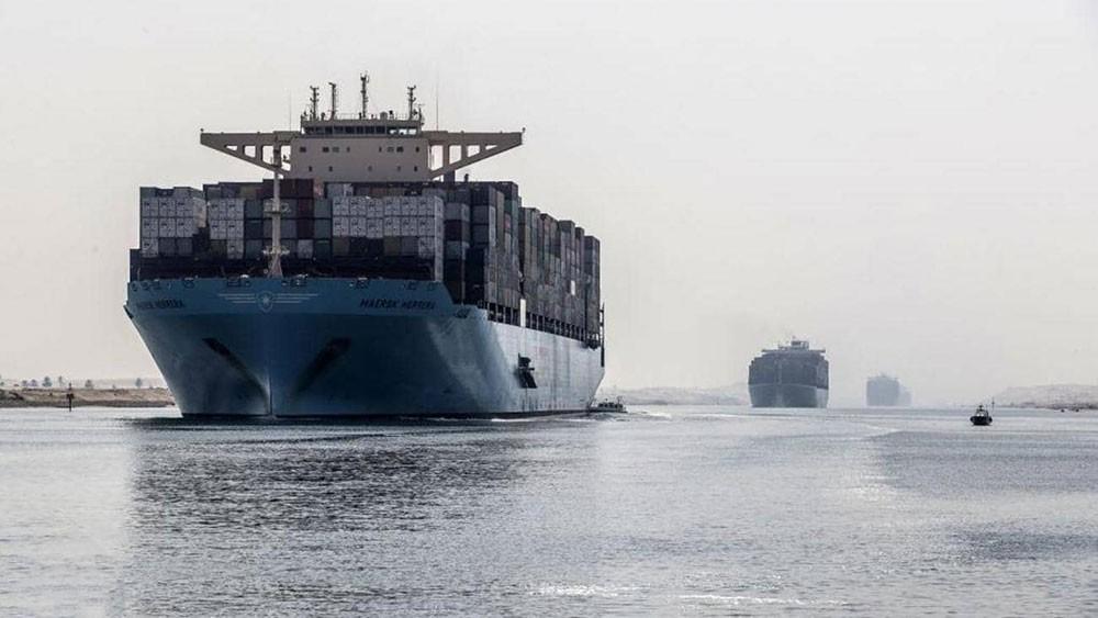 إيرادات قناة السويس تتجاوز 130 مليار دولار منذ افتتاحها