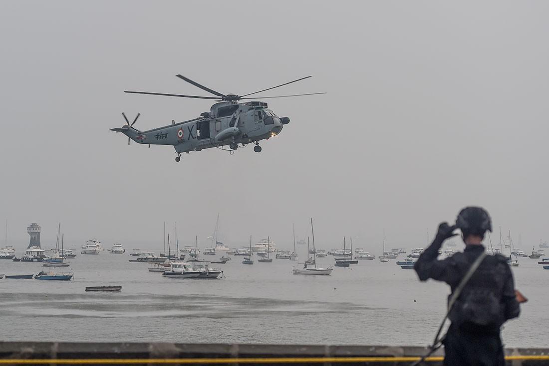 البحرية الأميركية تصادر أجزاء صواريخ إيرانية مرسلة للحوثيين
