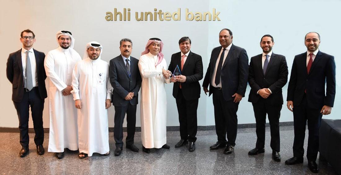 البنك الأهليّ المتّحد يحصد جائزة مجموعة سيتي المصرفيّة