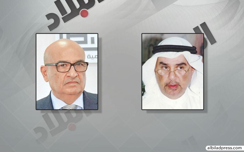 """الرميحي في ضيافة """"منتدى البحرين للكتاب"""""""