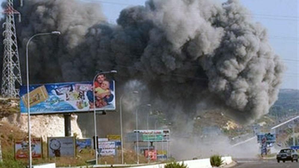 إصابة مسؤول بحماس في انفجار قنبلة بلبنان