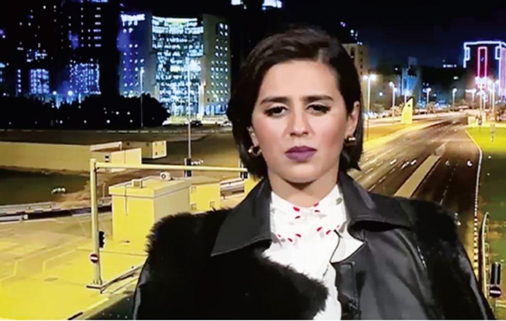جريدة البلاد ابنة خالد الشيخ لهذا السبب نشرت مقاطع غنائية دون صورتي