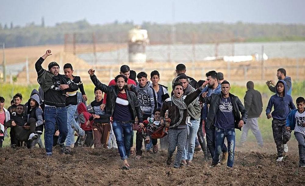 3 شهداء برصاص الاحتلال على حدود غزة