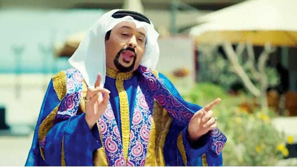 """""""بلوك غشمرة"""" على تلفزيون الكويت ودعوة للضحك"""