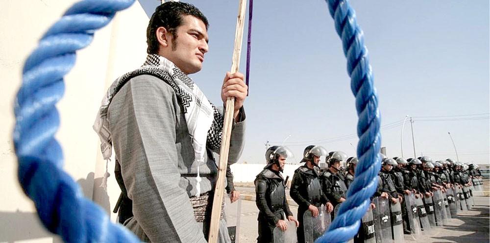 """""""سلام بلاحدود"""" تدق ناقوس خطر إبادة الأقليات في إيران"""