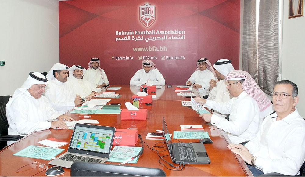 اتحاد الكرة يقر بعض التعديلات لنظام المسابقات للموسم المقبل