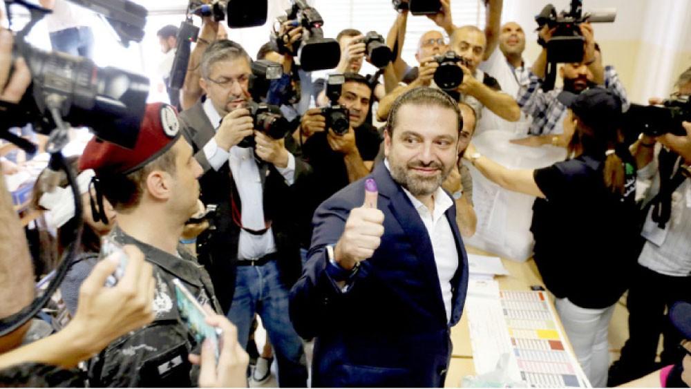 عون يكلف سعد الحريري بتشكيل الحكومة الجديدة