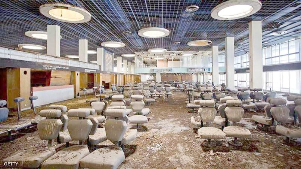 مطار لم تحلق طائراته منذ 40 عامًا