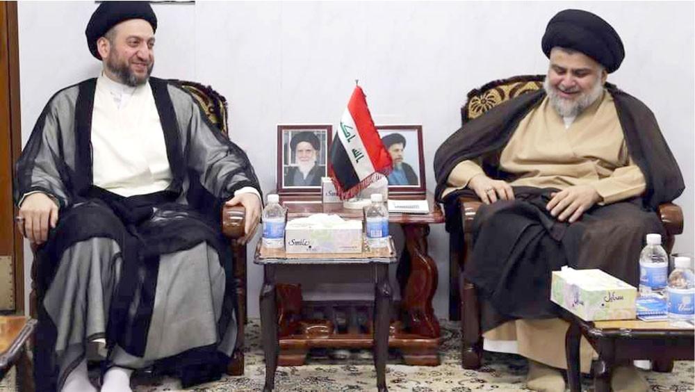 """الصدر والحكيم وعلاوي يشكلون تحالف """"الوطنية الأبوية"""""""