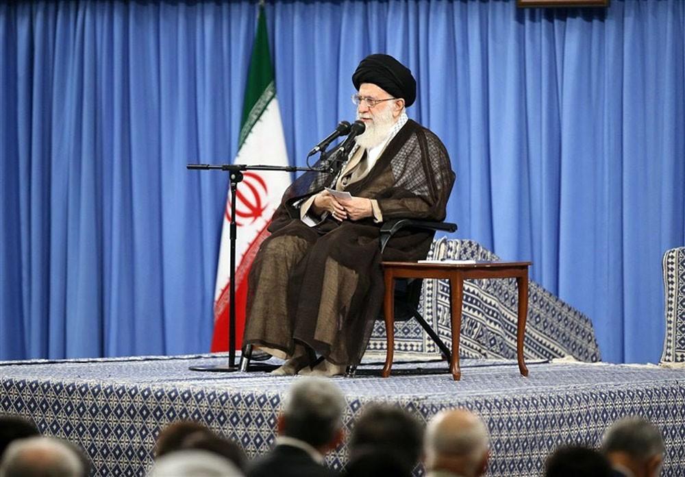خامنئي يعارض انضمام إيران لاتفاقية مكافحة الإرهاب