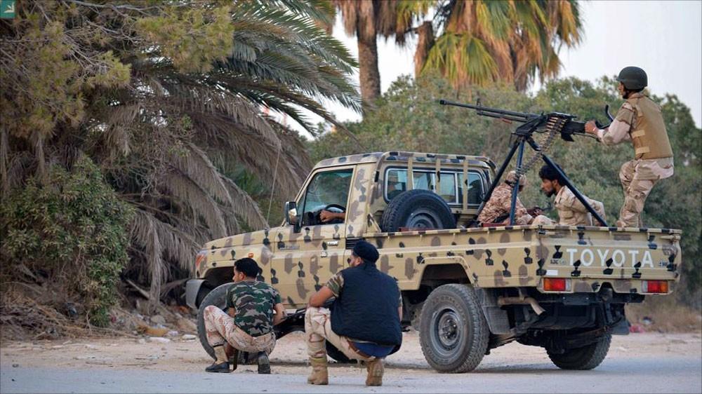 الجيش الليبي يحاصر الإرهابيين في درنة