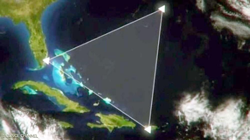 """علماء بريطانيون يفكون لغز """"مثلث برمودا"""" المحيّر"""