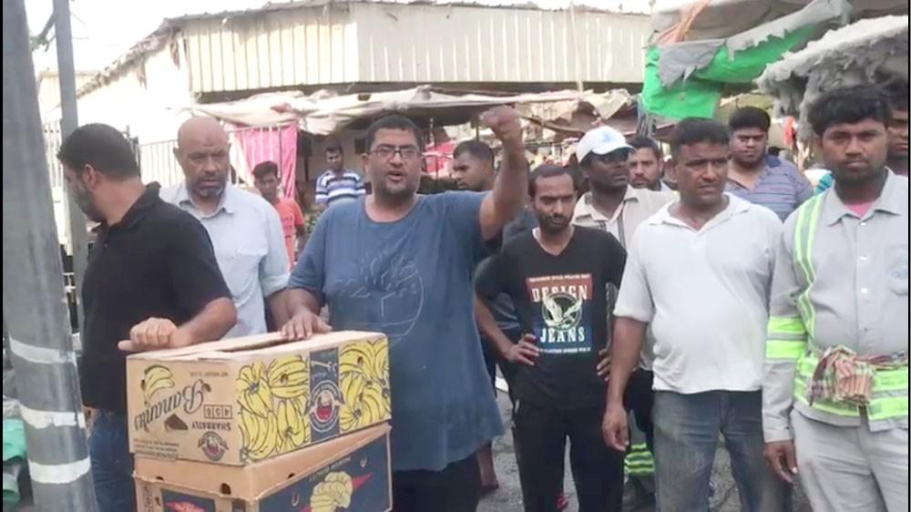 """الخزاعي لـ """"البلاد"""": الأمانة ستنقل البحرينيين المخالفين لداخل السوق"""