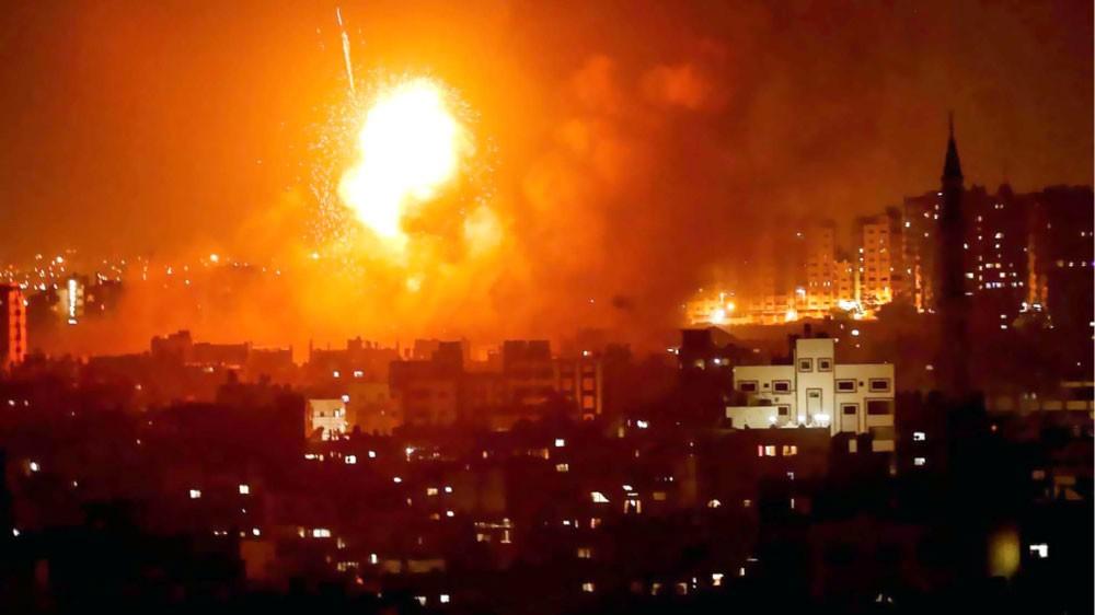 الجيش الإسرائيلي: قواتنا على شفا حرب مع غزة