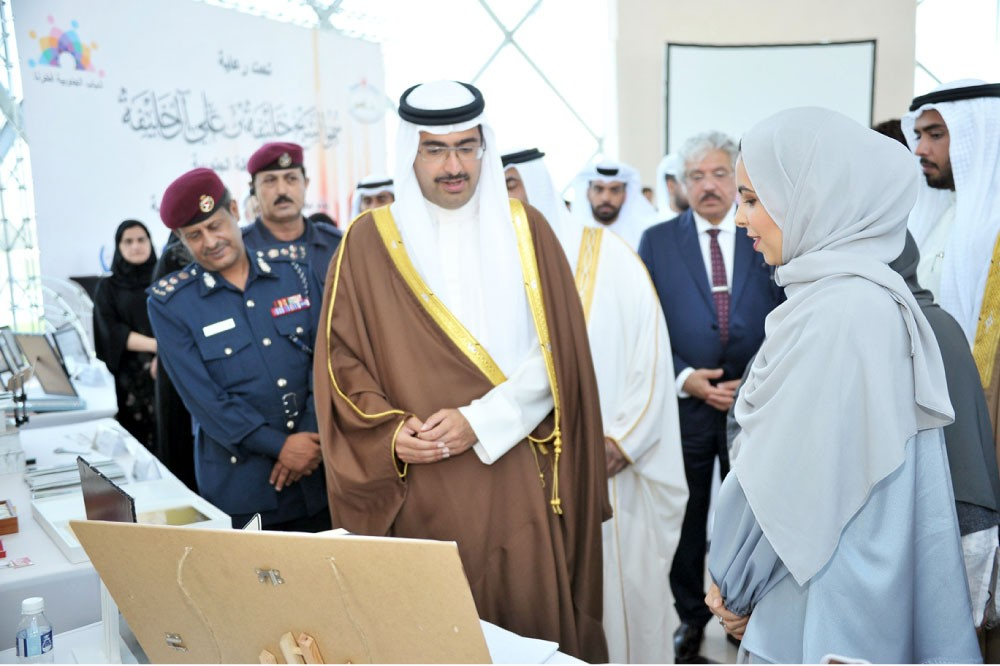 سمو الشيخ خليفة بن علي: البحرين تولي الشباب دعما غير محدود كونهم عماد المستقبل