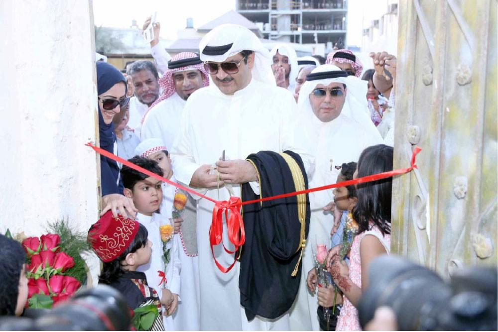 بشار: للبحرين مكانة خاصة في قلب عبدالحسين عبدالرضا