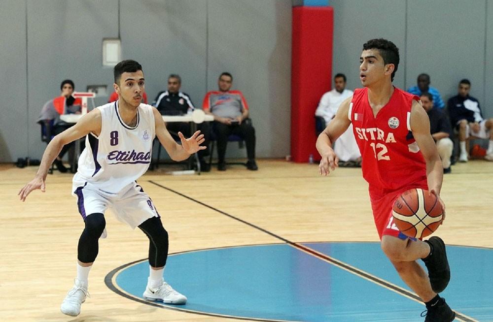 انطلاقة قوية لدوري شباب السلة بـ4 مباريات