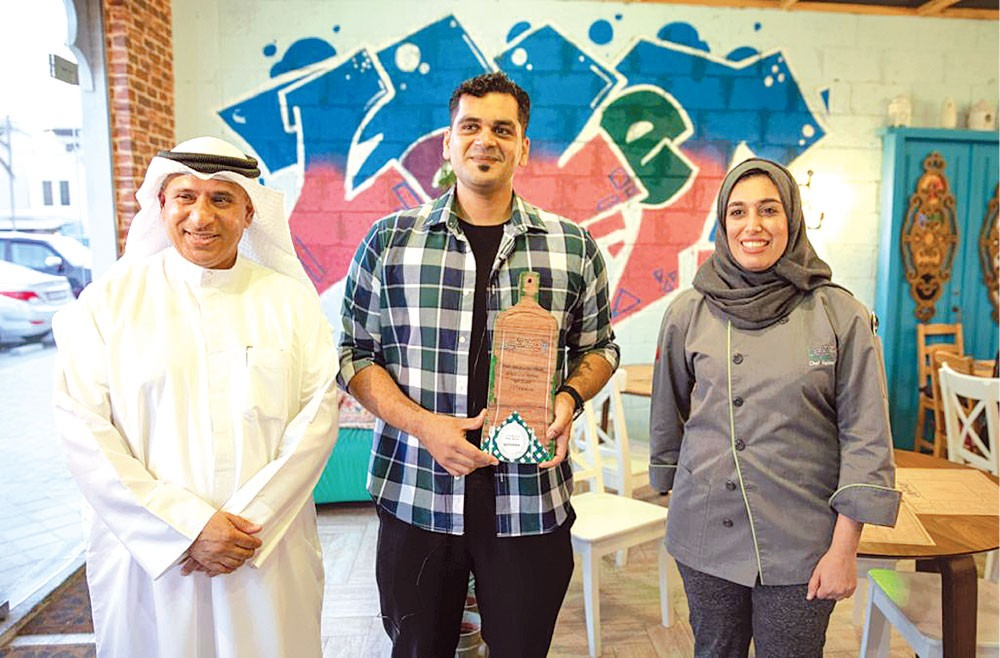 أول مسابقة متخصصة للذوّاقة في البحرين